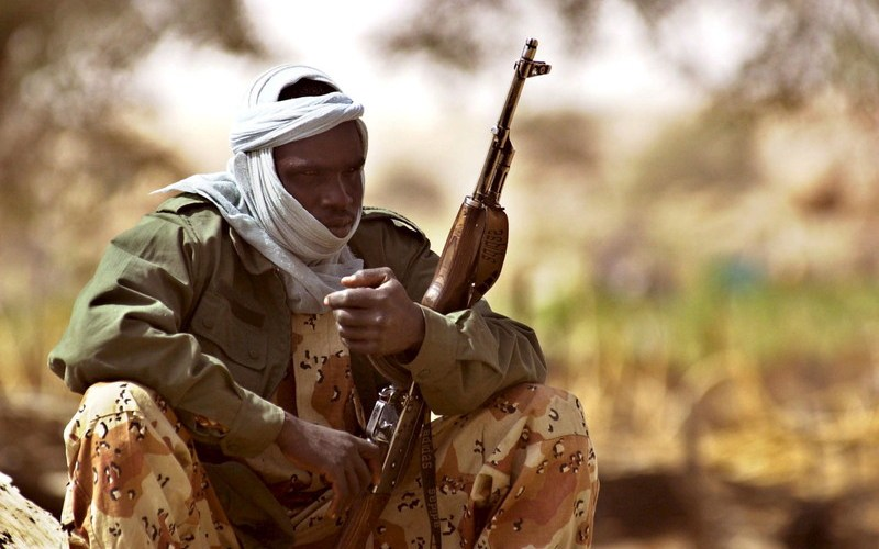 East Libyan forces and Chadian rebels clash in southern Libya