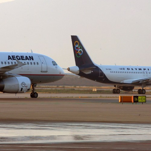 Greece's Aegean Airlines posts full-year loss on pandemic impact