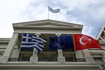 Turkey says all issues with Greece to be discussed in meeting on Thursday