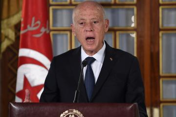 Tunisian president resists parliament's bid to create constitutional court