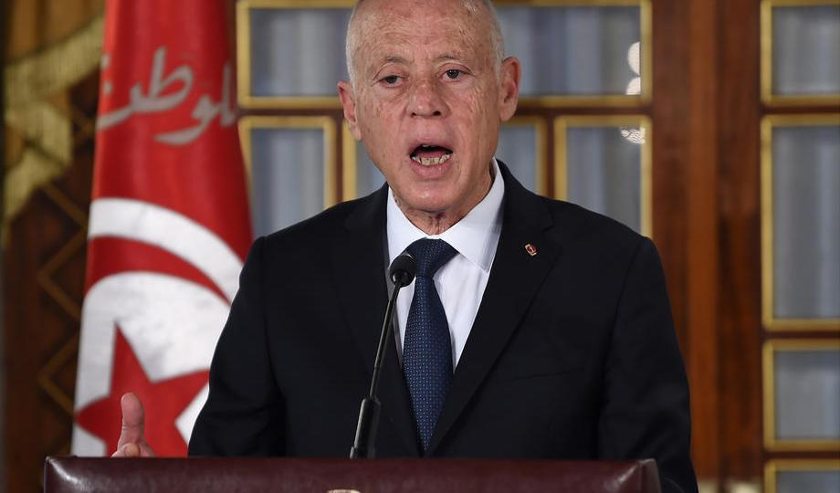 Tunisian democracy now in the hands of its solemn president