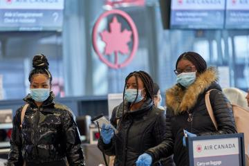 Canada scraps COVID-19 travel advisory; Ontario to end mask, vaccine rules by March