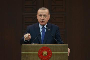 Turkey's Erdogan slams Italy's Draghi over 'dictator' comment