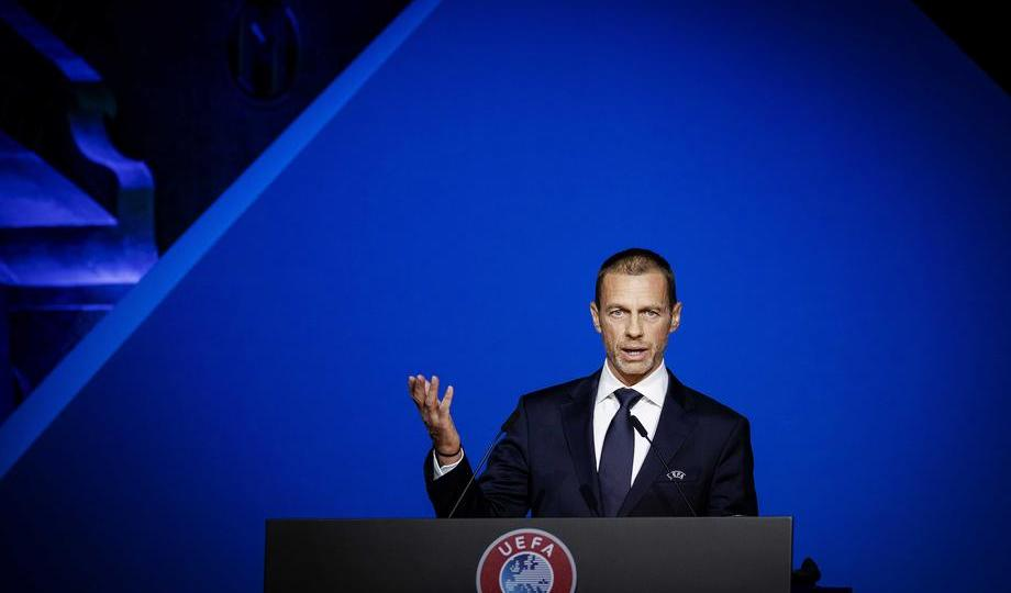UEFA president Ceferin says breakaway clubs will be banned as soon as possible
