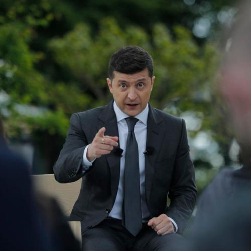Ukraine's Zelenskiy asks to speak with Putin