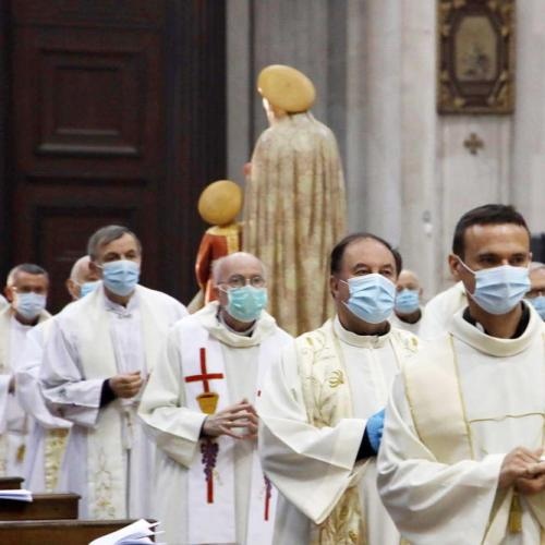 269 priests died in Italy in first year of pandemic