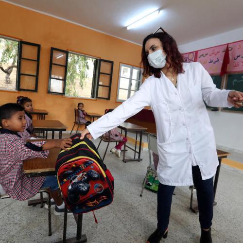 Tunisia closes schools until April 30 to slow spread of coronavirus