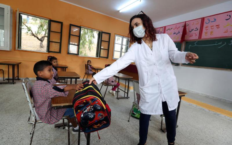 Tunisia closes schools until April 30 to slow spread of coronavirus