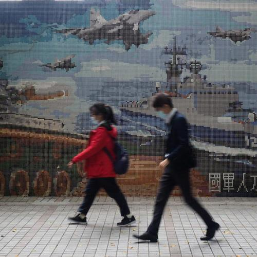 Taiwan says will fight to the end if China attacks