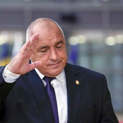 UPDATED: Bulgaria's PM Borissov says he will not lead new government