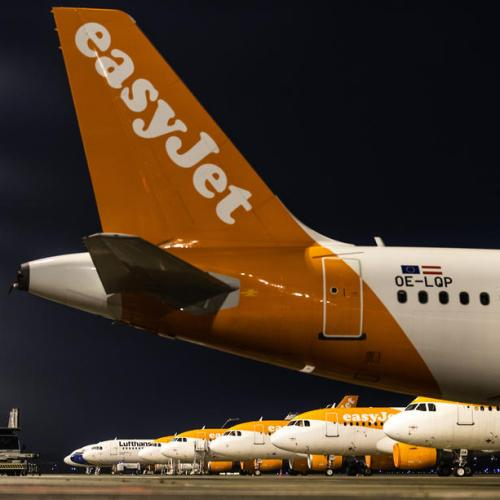 EasyJet sees more flying from late May