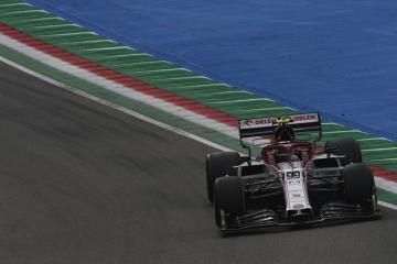 F1 changes Imola schedule to avoid clash with royal funeral
