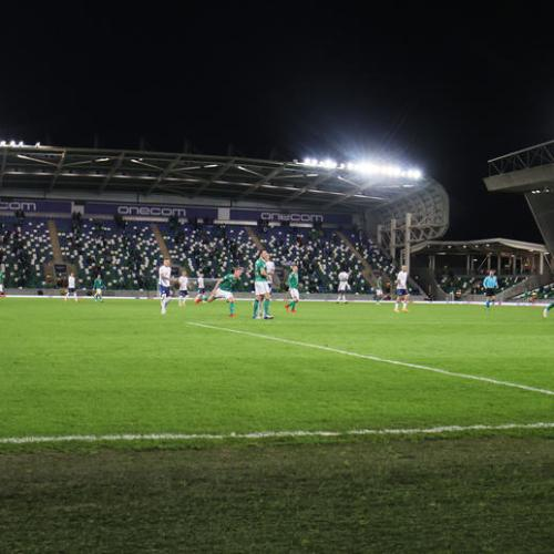 Ireland unable to offer UEFA guarantee on fan access