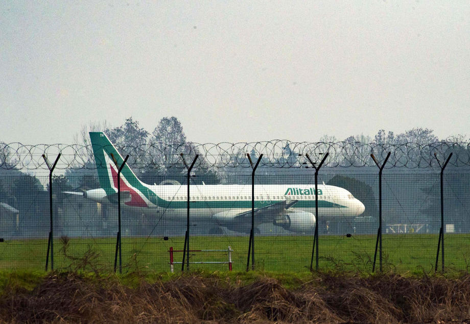 Next week crucial for Italy, EU talks over Alitalia – minister