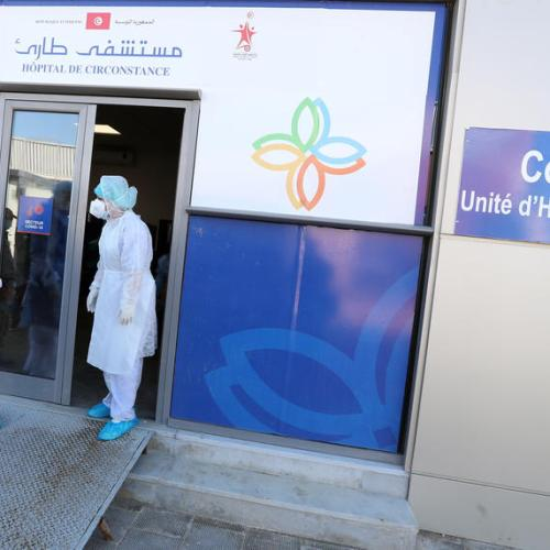 Tunisia extends curfew to curb the spread of coronavirus