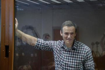 Russia'sNavalnynominated for EU rights prize