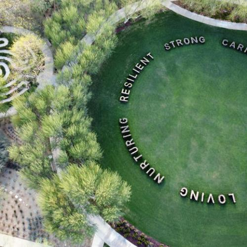 EPA's Eye in the Sky: Palm Springs, California, USA