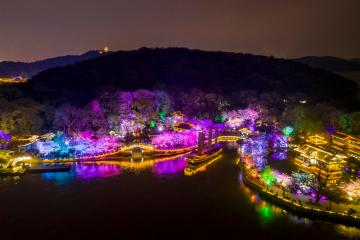 EPA's Eye in the Sky: Turtle Head Park, Wuxi,  China