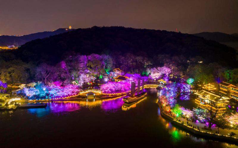 EPA's Eye in the Sky: Turtle Head Park, Wuxi,  China