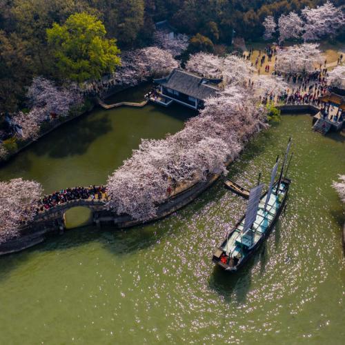 EPA's Eye in the Sky: Wuxi, China