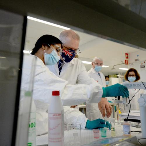 Update – Australia to continue AstraZeneca vaccination despite blood clotting case