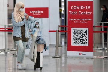 Germany removes France, Greece, parts of Spain from COVID risk list