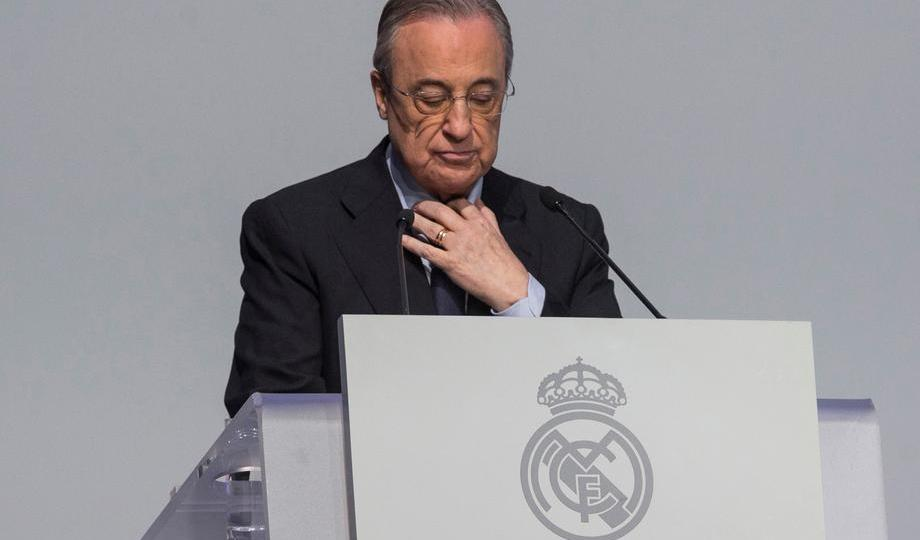Florentino Pérez wins sixth term as Real Madrid president till 2025