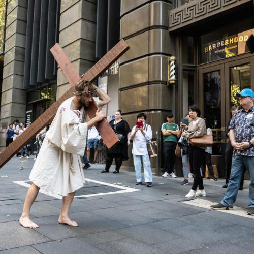 Photo Story – Good Friday in Australia