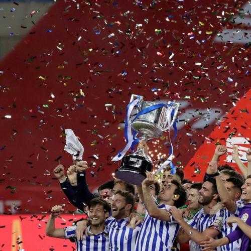 Real Sociedad beat rivals Athletic to win 2020 Copa del Rey