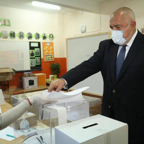 Bulgaria's GERB party of PM Borissov wins national vote, tough talks ahead –  UPDATED