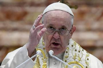 UPDATED: Cut the debt of poor countries, Pope tells IMF, World Bank