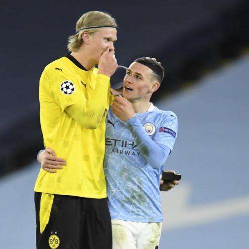 Man City edge Dortmund with last-gasp Foden winner