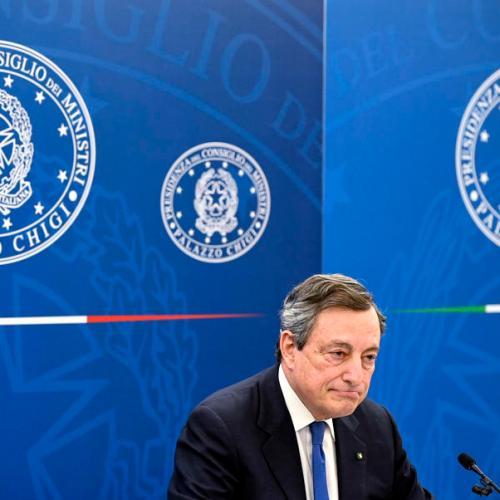 Italian PM Draghi accuses Erdogan of humiliating European Commission President Ursula von der Leyen