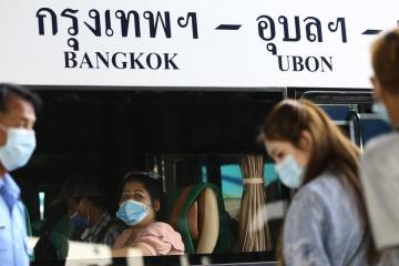 Thailand reports record COVID-19 cases ahead of national holiday