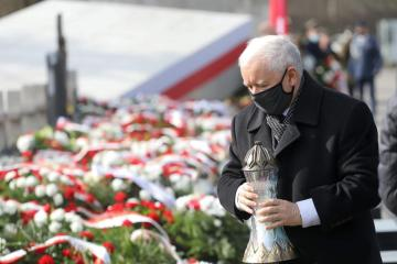 Photo Story: 11th anniversary of the presidential plane crash near Smolensk