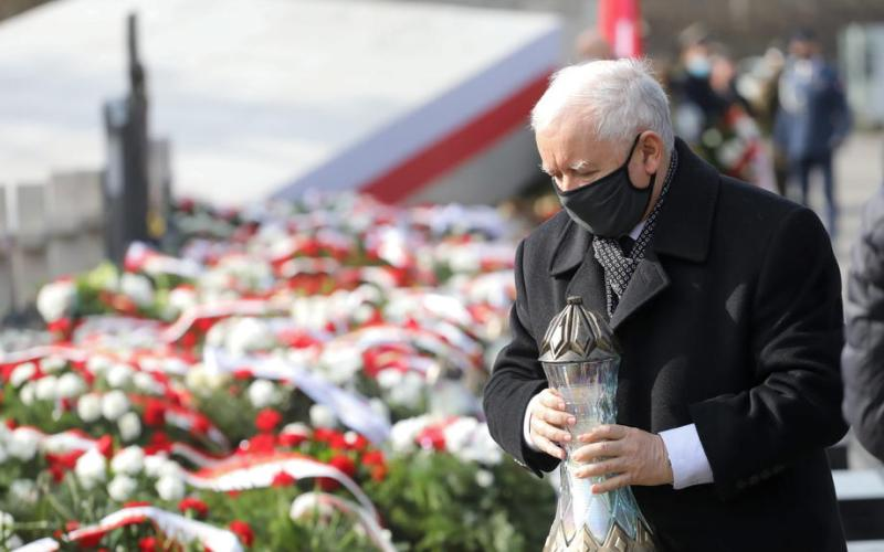 Photo Story: 11th anniversary of the presidential plane crash near Smolensk