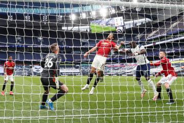 Cavani and Greenwood seal Man Utd comeback win at Tottenham