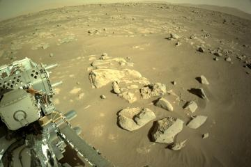 Photo Story: Greetings from Mars