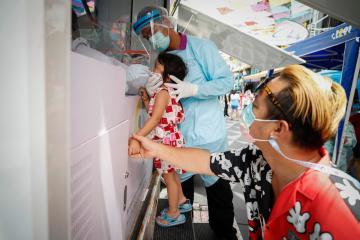 Thailand uses hotels beds for COVID-19 patients after surge in cases