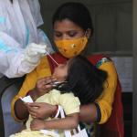 UPDATED: India records 1.5 mln new COVID-19 cases in a week