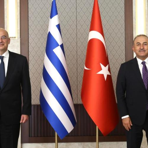 Greek foreign minister clashes with Turkish counterpart at news conference