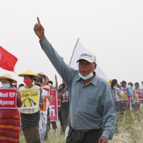 Opponents of Myanmar's junta set up national unity government