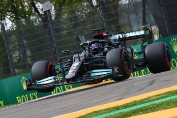 Hamilton back on top in Portuguese GP practice