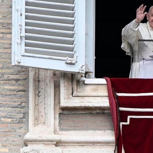 "Pope launches green initiative, decrying ""predatory attitude"" toward planet"