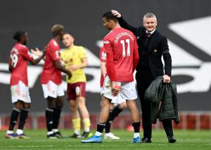 Greenwood double helps Man United to 3-1 win over Burnley