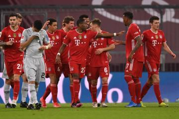 Bayern one win away from Bundesliga title, Schalke relegated