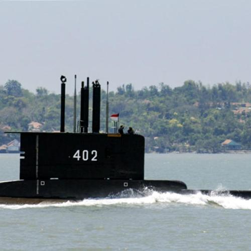 All 53 crew members on board Indonesian submarine confirmed death