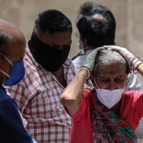 UPDATED: More than 4,000 Indians die of COVID-19 for second straight day