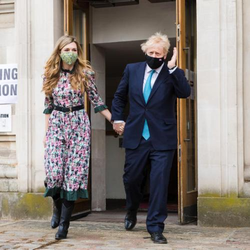 UPDATED: UK PM Johnson's party sweeps to victory in bellwether election