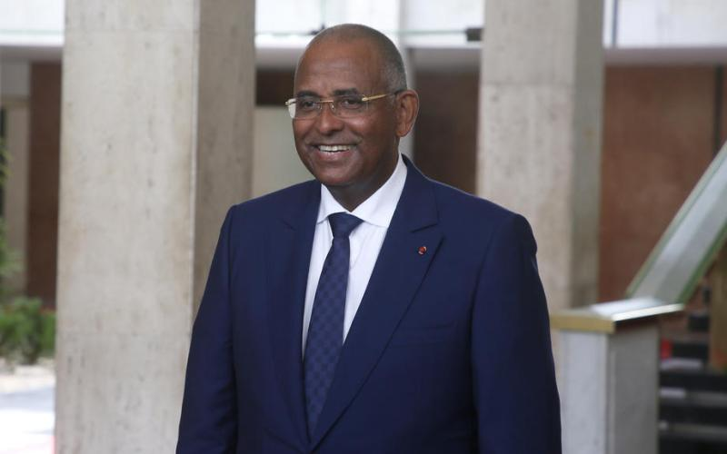 Ivory Coast Prime Minister Patrick Achi admitted to hospital in France